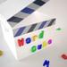 Stock Cube 02, Word Cube